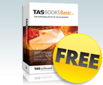 TAS Books Basic - free accounts software
