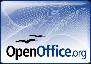 OpenOffice software suite logo